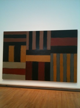 Sean Scully au MET