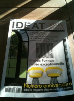 Magazine Déco Design Ideat