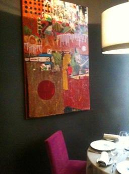 Nouveaux tableaux abstraits chez cuisine et d pendances - Cuisines et dependances lyon ...