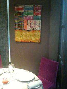de nouvelles toiles expos 233 es chez quot cuisine et d 233 pendances acte 2 quot jusqu au 4 avril 2013 le