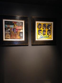 Djeuner Avec Ma Copine Peintre Amylee Visite Des Deux Galeries Carr DArtistes Rue St Andr Arts Soire Top Chez Amis Le Soir