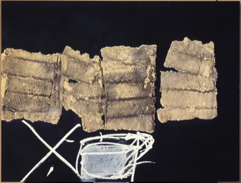 Fragments, Antoni Tàpies