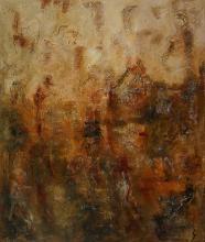 Tableau Le mur : Artiste peintre Sophie Costa
