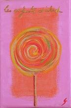 Tableau Les enfants d'abord : Artiste peintre Sophie Costa