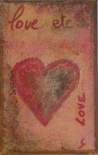 Tableau love etc : Artiste peintre Sophie Costa