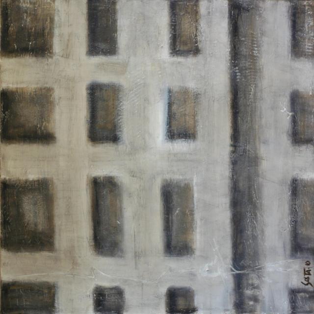 Tableau Contemporain, URBAN. Sophie Costa, artiste peintre.