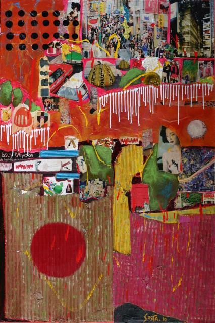 japan tableau de sophie costa artiste peintre sophie costa. Black Bedroom Furniture Sets. Home Design Ideas