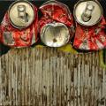 Tableau collage, Sélection 111 des arts, Sophie Costa