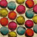 Tableau enduit, Sélection 111 des arts, Sophie Costa