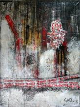 Tableau 2013 : Artiste peintre Sophie Costa