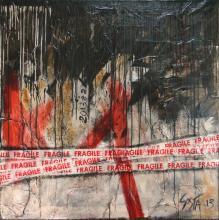 Tableau 2013#2 : Artiste peintre Sophie Costa