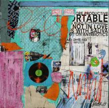 Tableau OK COMPUTER : Artiste peintre Sophie Costa