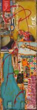 Tableau All we need is love : Artiste peintre Sophie Costa