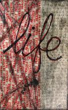 Tableau FRAGILE life : Artiste peintre Sophie Costa