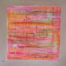 Tableau Lumière : Artiste peintre Sophie Costa