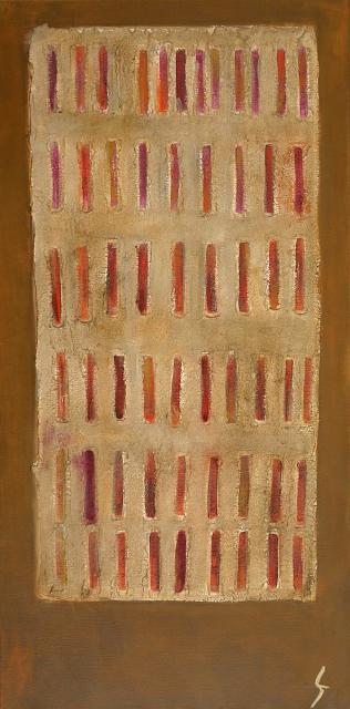 Tableau Contemporain, Tabac. Sophie Costa, artiste peintre.