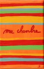 Tableau Ma chambre : Artiste peintre Sophie Costa
