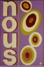 Tableau Nous : Artiste peintre Sophie Costa