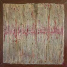 Tableau Haute fréquence : Artiste peintre Sophie Costa