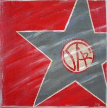 Tableau a star : Artiste peintre Sophie Costa