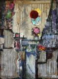 Tableau abstrait Tokyo