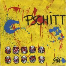 Tableau PSCHITT  : Artiste peintre Sophie Costa