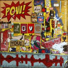 Tableau POW : Artiste peintre Sophie Costa