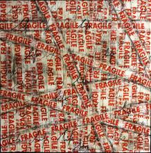 Tableau FRAGILE : Artiste peintre Sophie Costa