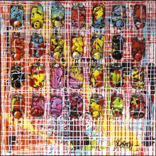 Tableau Can's Network : Artiste peintre Sophie Costa