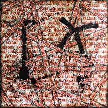 Tableau FRAGILE # 3 : Artiste peintre Sophie Costa