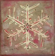 Tableau Flocon 11 : Artiste peintre Sophie Costa