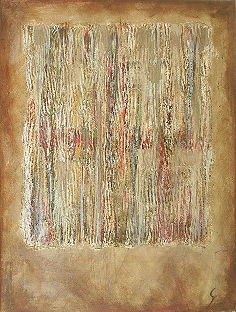 Wood : tableau de Sophie Costa, artiste peintre