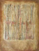 Tableau Wood : Artiste peintre Sophie Costa