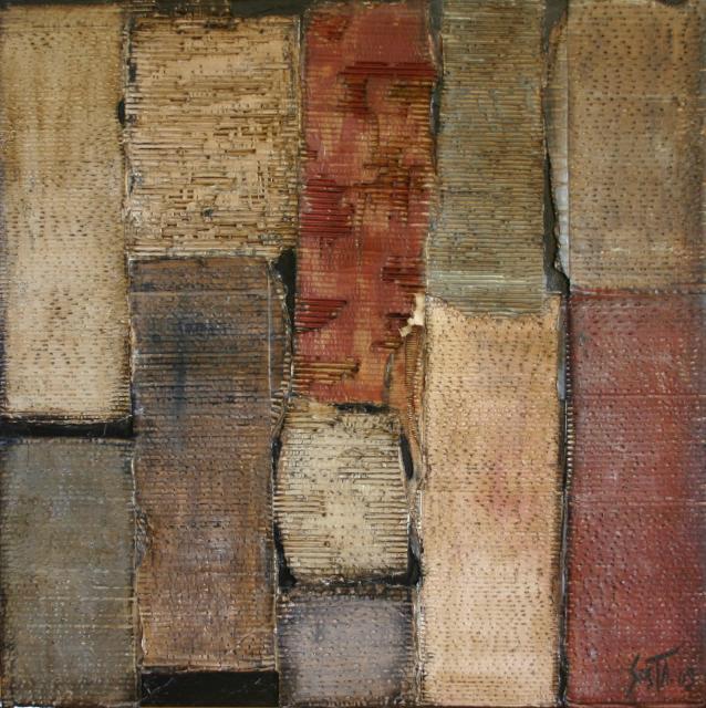 Tableau Contemporain, Tribute. Sophie Costa, artiste peintre.