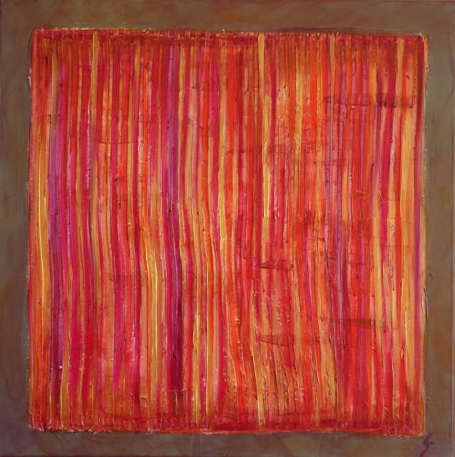 Tableau Contemporain, Variations. Sophie Costa, artiste peintre.