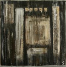 Tableau Série Polar (3) : Artiste peintre Sophie Costa