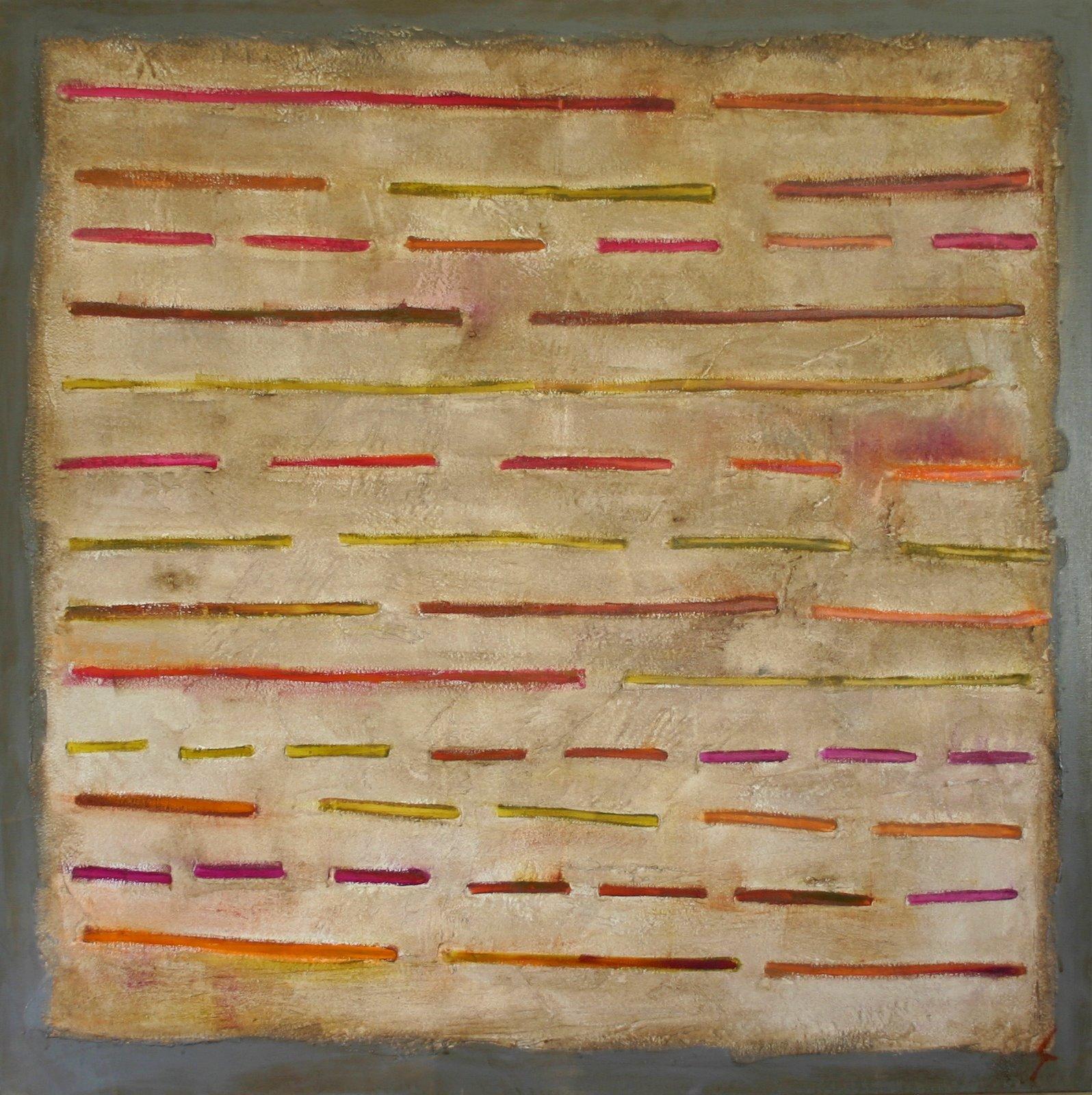 Tableau Contemporain, Dash. Sophie Costa, artiste peintre.