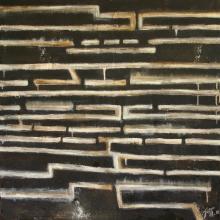 Tableau Labyrinthe : Artiste peintre Sophie Costa