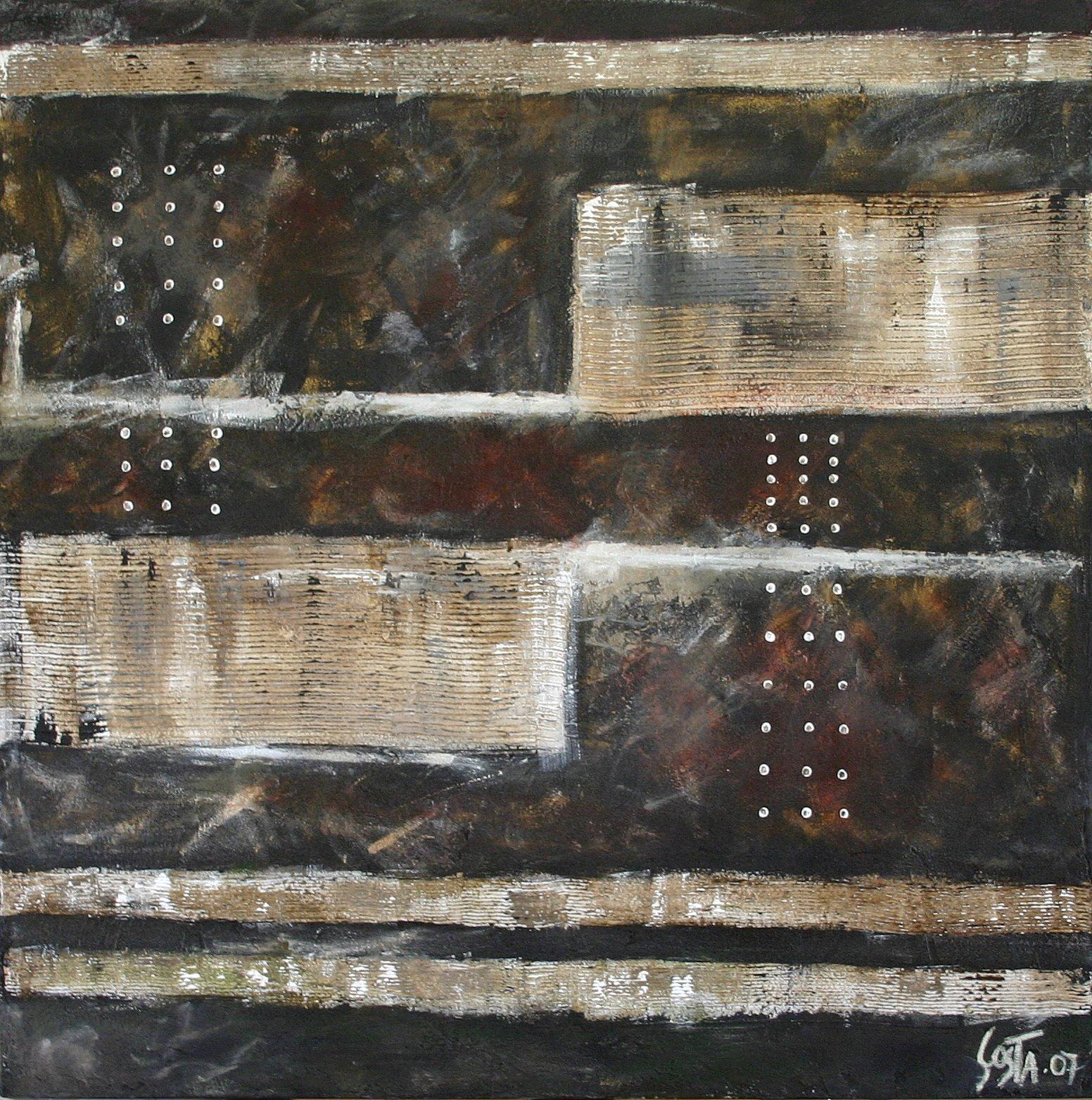 Tableau Contemporain, Design. Sophie Costa, artiste peintre.