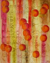 Tableau Balls : Artiste peintre Sophie Costa