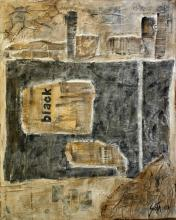 Tableau Black : Artiste peintre Sophie Costa