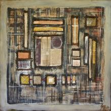 Tableau Library : Artiste peintre Sophie Costa