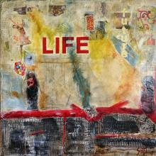 Tableau LIFE : Artiste peintre Sophie Costa