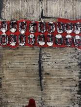 Tableau Waste Art 2 : Artiste peintre Sophie Costa