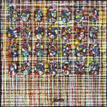 Tableau COMPLEXITY : Artiste peintre Sophie Costa