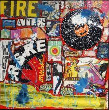 Tableau FIRE : Artiste peintre Sophie Costa