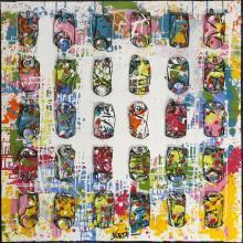 Tableau TENDERNESS : Artiste peintre Sophie Costa
